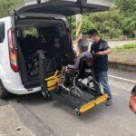 中市APP預約長照交通車  讓失能者就醫更便利